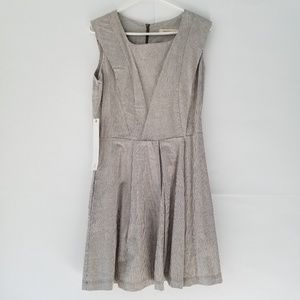 NWT Everyday or Eternal Striped Pinafore Dress